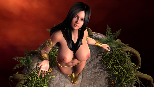 Sheyna nude 03 by rboxeur