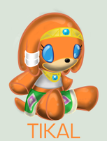 Plushie Collection:Tikal by Omnicenos