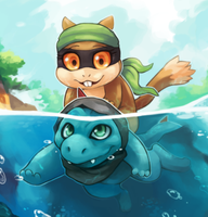 Water Ride by Middroo