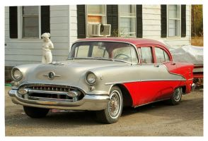 An Old Oldsmobile by TheMan268