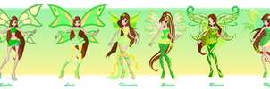 Spencer Fairy Transformations by Winx-Rainbow-Love