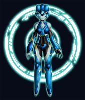 Bionids project-the physical goddess by crovirus