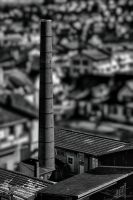 Disused Chimney by LeWelsch