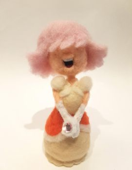 Steven Universe Padparadscha Plush by feltgood