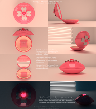 3D Compact Renders by SooloKim