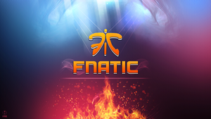 Fnatic 2.0 Wallpaper Logo - League of Legends by Aynoe