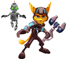 Ratchet and Clank 8 by Ratchetfan2006