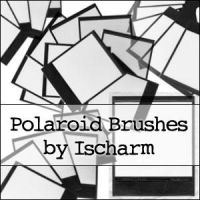 Ischarm Polaroid Brushes by ischarm