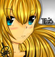 Tris - Divergent by Kirby3585