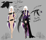Mystrea of the Corvus Order by Marushi-Dracul
