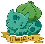 001 - Bulbasaur sticker 1 by jackzarts