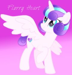 Adult Flurry Heart by Wonder-Twily