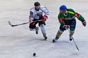 Don't You Dare | Ice Hockey by freemax