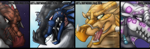 WoF Icon Batch 1 by RhynoBullraq