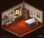 My dreamy room by TinyTruc