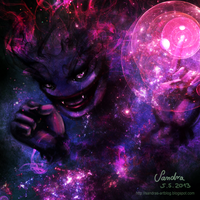Haunter Fan Art #093 by Sadako-xD
