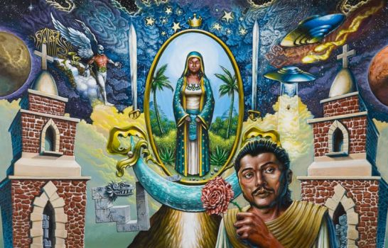 Our Lady Of Guadeloupe - 2011 by WRWalters