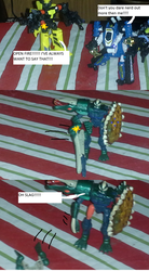 Stop the energon Theif part TWO!! by imyouknowwho