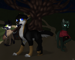 |PC| 11x1 ''The Forest Terror'' by sIim-shady