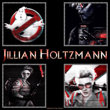 Jillian Holtzmann  by Holtzy1977
