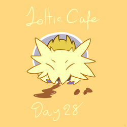 Pokeddex: Day 28 by CandidCanine