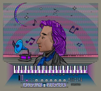 Chopin by Jinberdeem01