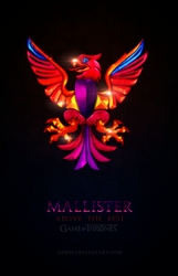Game of Thrones Mallister by jjfwh