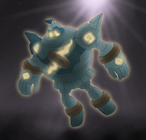 Pokemon: Golurk
