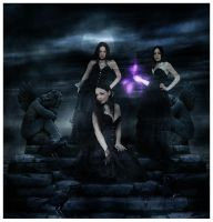 Sisters of the Night by vLine-Designs