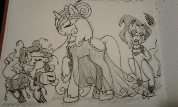 Trick-or-Treating Time! - PPP by TheMidnightMage