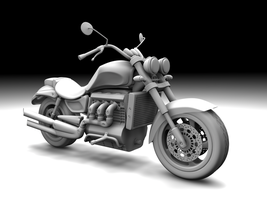 Triumph Rocket III by SaTTaR
