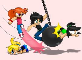 I Came In Like a Wrecking Ball! by Sweatshirtmaster