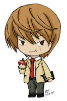 Request- Light Yagami by mandy-kun