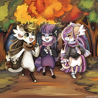 Fall YBH by Snorechu