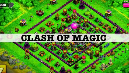Clash of Magic Apk by cocprivateservers