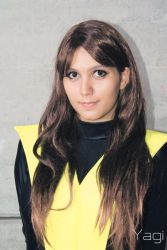 Hello Kitty (Kitty Pryde cosplay) by Naru-Langley