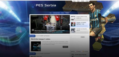 PES Serbia 2012 by Zile12