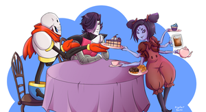 Undertale Request 2 by Tragedy-Mask