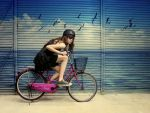 Bicycle Race by TOYIB