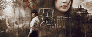 Goodbye by Syuniikissing