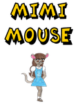 The Clever Belovers Season 4 Reboot - Mimi Mouse by Magic-Kristina-KW