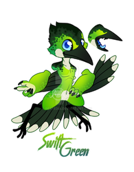 Swift Green by Rexpedia