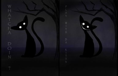 Dust the cat by Shiva-Aure