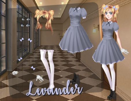My Candy Love outfit pack: Lolita style by TwoLoversDaughter