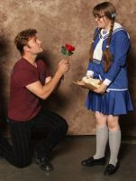 Meeting Vic Mignogna by EmilySmiles-17