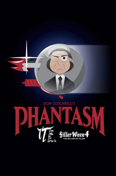 PHANTASM CROSSOVER REVIEW TCARD by Jarvisrama99