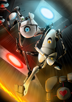 Robots FTW by GaelRice