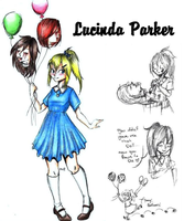 Lucinda Parker (CP OC ref.) by MikuParanormal