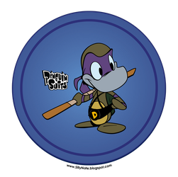 Penguin Suits - Donatello by SillyNate