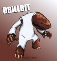 Drillbit by kjmarch